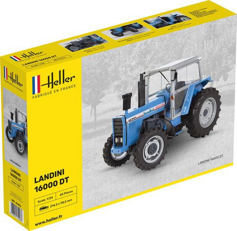 Landini 16000 Dt Tractor  1/24