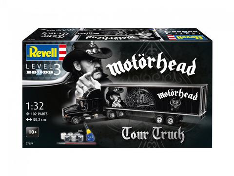 Tour Truck Motörhead  1/32