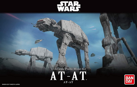 AT-AT Imperial walker  1/144