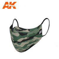 Classic Camouflage Face Mask 01