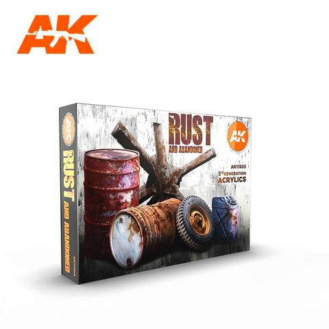 Rust Colors Set