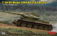 T-34/85 Model 1944 Zavod 174  1/35
