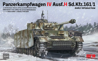 PzKpfw IV Ausf.H Early Model  1/35