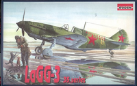 LaGG-3 Series 35 Soviet Fighter  1/72