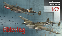 Adlertag, Limited Edition Messerschmitt BF 110C/D  1/72