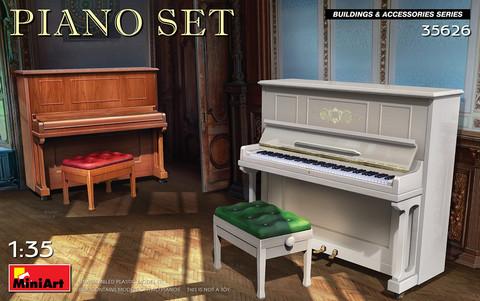 Piano Set  1/35