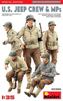 US Jeep Crew & MP:s Special Edition  1/35