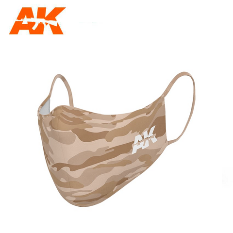 Classic Camouflage Face Mask 04