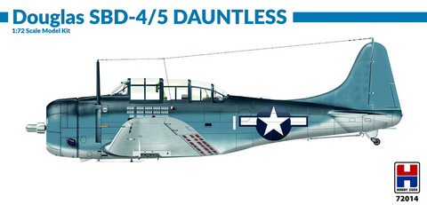 Douglas SBD-4/SBD-5 Dauntless1/72