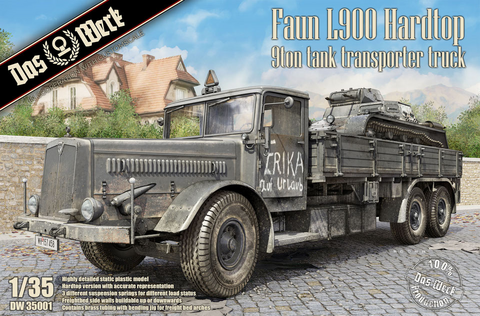Faun L900 Hardtop 2in1  1/35