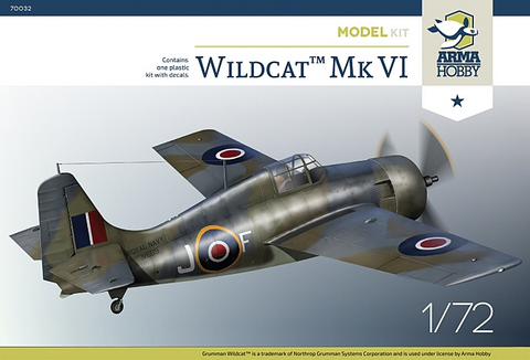 Grumman Wildcat Mk.VI  1/72