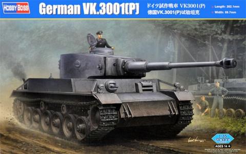 German VK.3001(P)1/35
