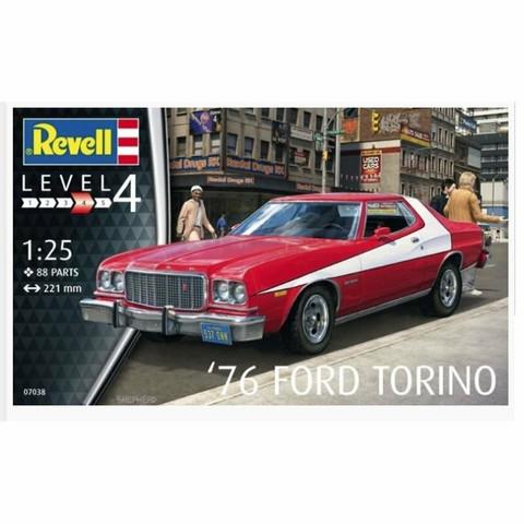 Ford Torino '76   1/25