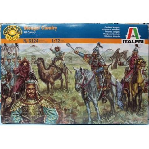 Mongol Cavalry XIII Century  1/72