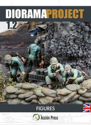 Diorama project 1.2 WW2 Figures