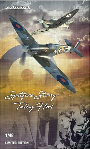 Spitfire Story: Tally Ho! (Spitfire Mk.IIa and Mk.IIb)  1/48
