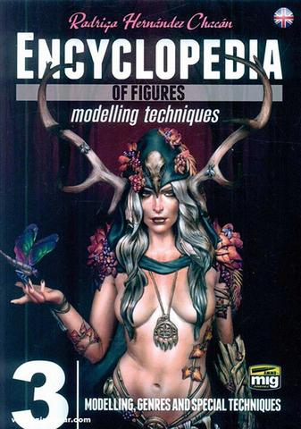 Encyclopedia of Figures Modelling Techniques #3