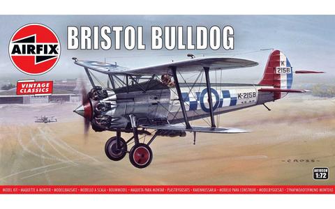 "Bristol Bulldog ""Vintage Classics""  1/72"