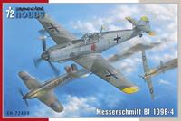 Messerschmitt Bf-109E-4  1/72