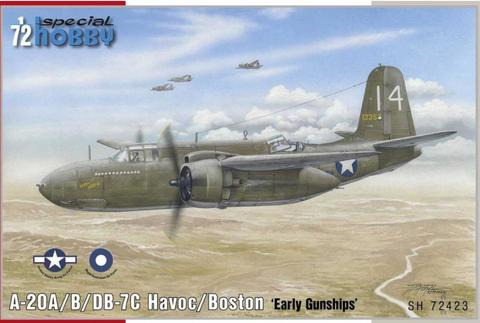 Douglas A-20B/C Havoc