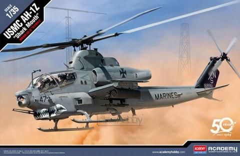 USMC AH-1Z Shark Mouth  1/35