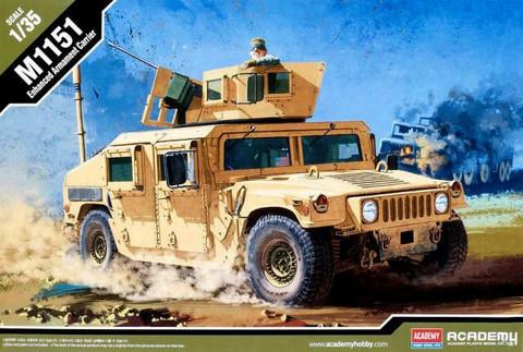 M1151 Enchanced Armament Carrier  1/35