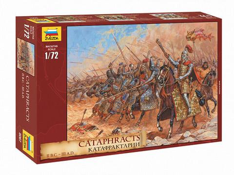 Cataphracts II B.C - III A.D  1/72