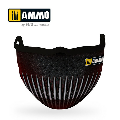 Ammo Face Mask 2.0