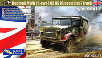 Bedford MWD 15-cwt 4X2 GS (closed cab) Truck  1/35