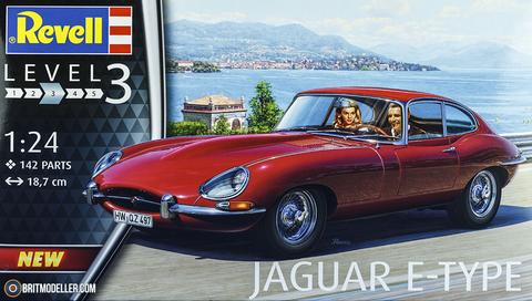 Jaguar E-Type  1/24