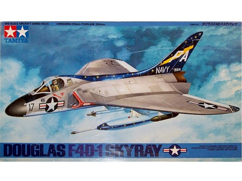 Douglas F4D-1 Skyray   1/48
