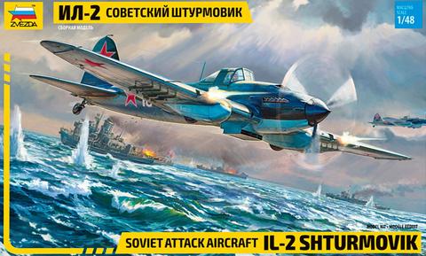 Iljushin IL-2 Stormovik  1/48