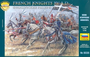 French Knights (19 Figures)  1/72
