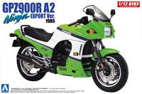 Kawasaki GPZ900Z Ninja A2 Export Version 1985  1/12