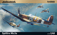 Supermarine Spitfire Mk.IIa Profipack  1/48