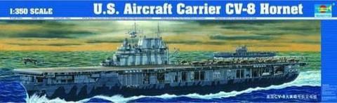 USS Hornet CV-8 Aircraft Carrier  1/350