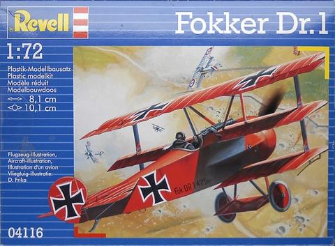 Fokker Dr.I Triplane1/72