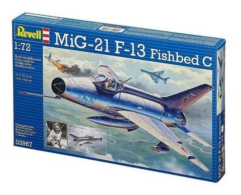 MiG-21F-13 (Merkinnät Suomen Ilmavoimien koneelle)  1/72