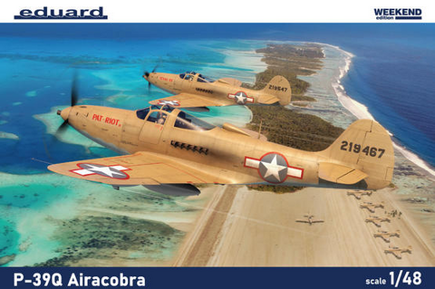 Bell P-39Q Airacobra, Weekend Edition 1/48