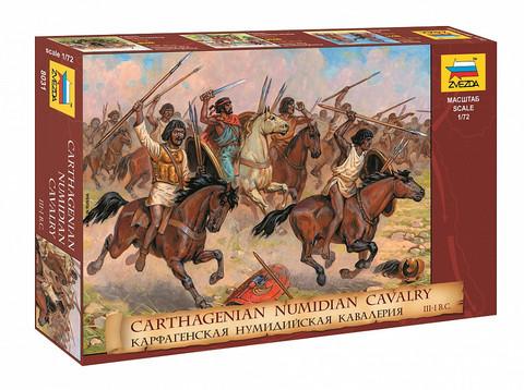 Carthagenian Numidian Cavalry  1/72