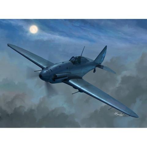 Reggiane Re 2001CN Night Fighter 1/48