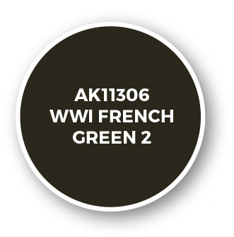 WWI French Green 2