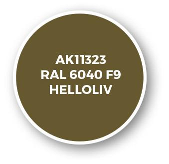 RAL 6040 F9 Helloliv