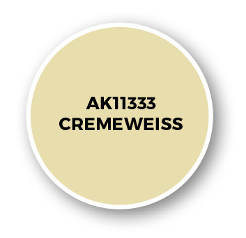 Cremeweiss