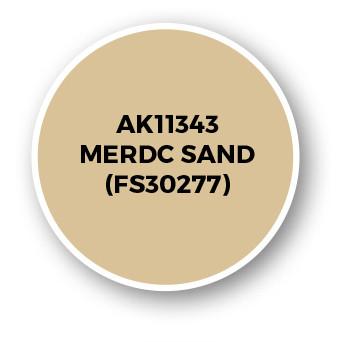 MERDC Sand (FS30277)
