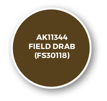 Field Drab (FS30118)