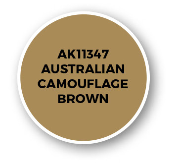 Australian Camouflage Brown