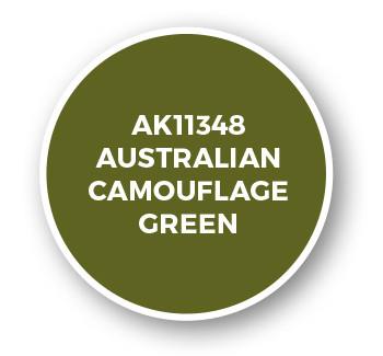 Australian Camouflage Green