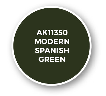 Modern Spanish Green