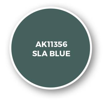 SLA Blue